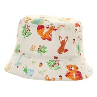 Wholesale childs squirrel bush hat