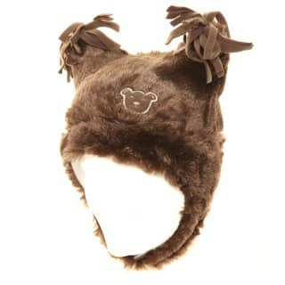 BABIES' SOFT MONKEY HAT
