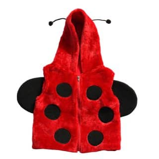 BW2 - WHOLESALE CHILDREN'S FURRY GILET