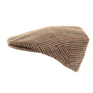 Wholesale boys tweed flat cap