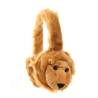 CHILDREN'S ANIMAL EARMUFFS