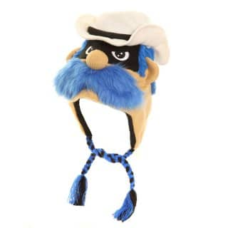 Wholesale childs novelty character peru hats with cowboy design