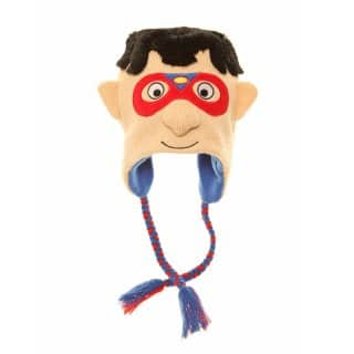 Novelty wholesale novelty peru hats with fourth superhero design