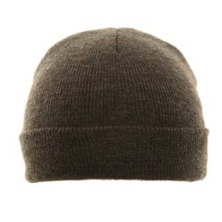 Bulk boys simple stretchy ski hat in grey