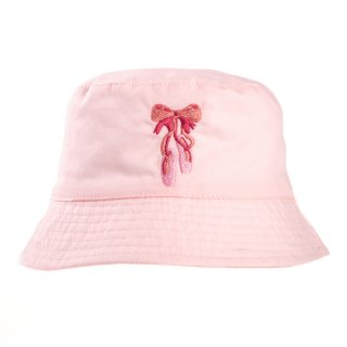 Wholesale girls ballet bush hat in pink