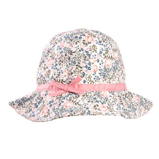 Wholesale girls pretty floral sun hat