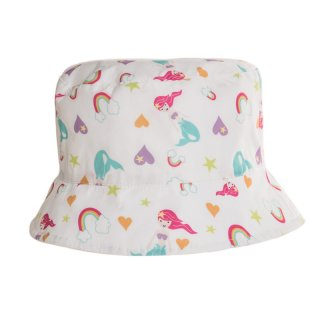 Wholesale Bush hat with mermaid print