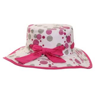 C62 - GIRLS' WIDE BRIM HAT