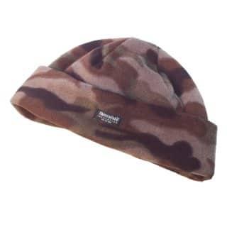 CAMO FLEECE THINSULATE HAT