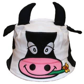 Wholesale children's animal bush hat