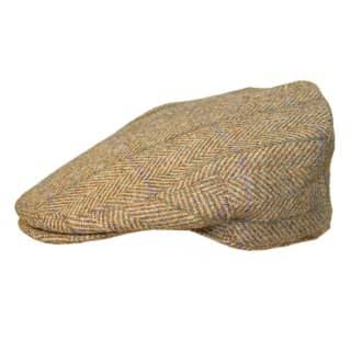 Wholesale harris tweed hat in medium size