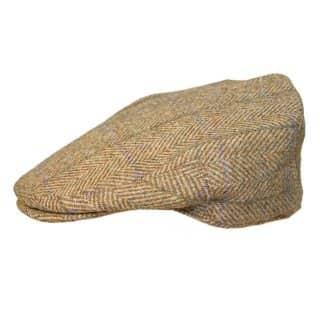 Wholesale harris tweed hat in medium size