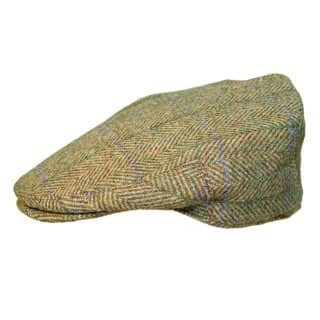 HARRIS TWEED CAP