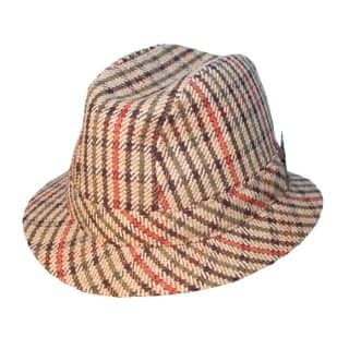 DROP BRIM TRILBY