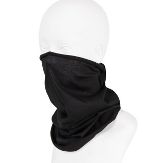 FPI - BLACK MULTI FUNCTIONAL FACE PROTECTOR SNOOD