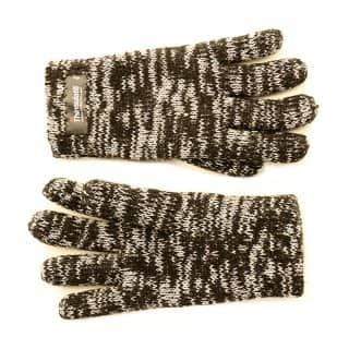 Wholesale thinsulate marl effect knitted gloves