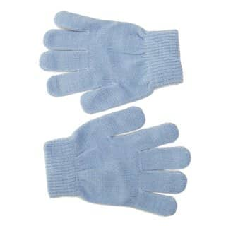 Bulk affordable blue childrens magic gloves