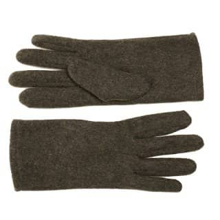 Wholesale ladies basic fleece grey glove