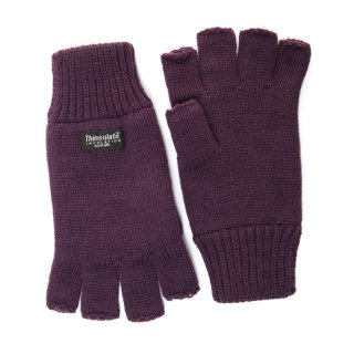 GL1245 - WOMENS THINSULATE FINGERLESS GLOVES