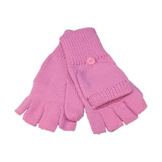 WOMEN'S KNITTED MITTS