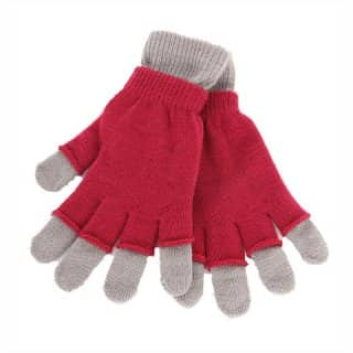 Bulk 2 in 1 tone magic gloves for women