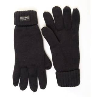 Wholesale knitted gloves with Thinsulate branding