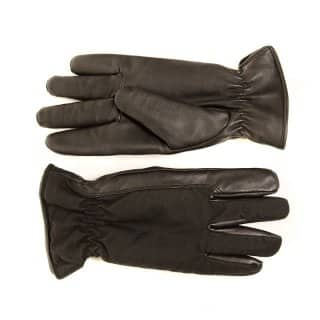 GM23- MENS LEATHER/WAX GLOVES