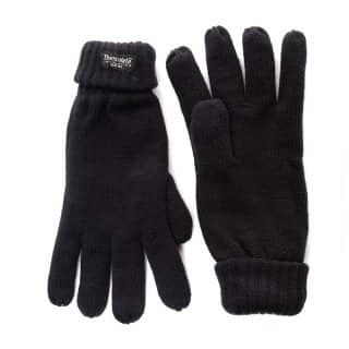 Wholesale mens knitted thinsulate gloves