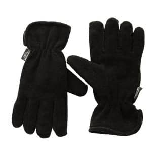 Wholesale mens anti pilling fleece thinsulate gloves