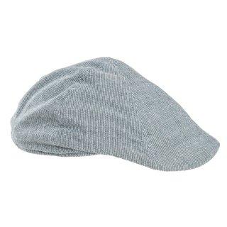 Wholesale mens light green pinstripe flat cap