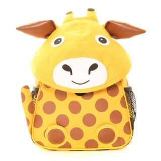 LB29- PACK OF 3 KIDS GIRAFFE  BACKPACK