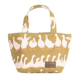 Wholesale small tote bag with duck print