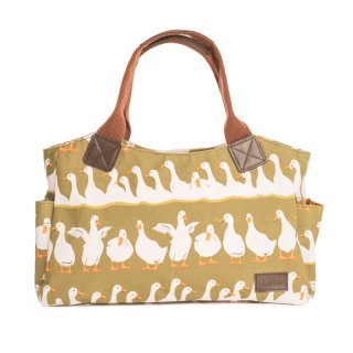 Wholesale tote bag with duck print