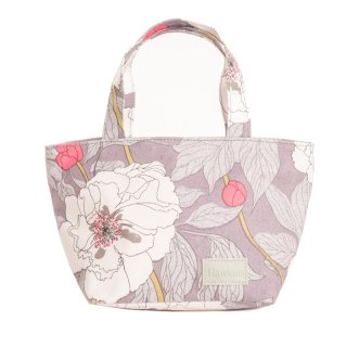 Wholesale small tote bag with flower print