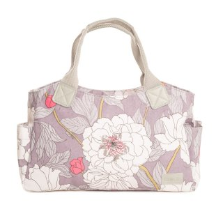 Wholesale tote flower print bag