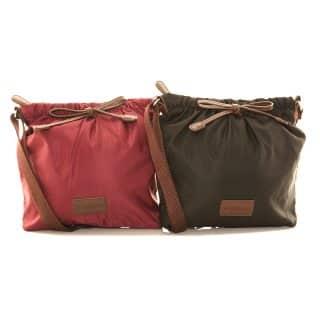 LB8- PACK OF 2 BOW CROSS BODY BAG