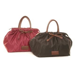 LB9-PACK OF 2  BOW SHOULDER BAG