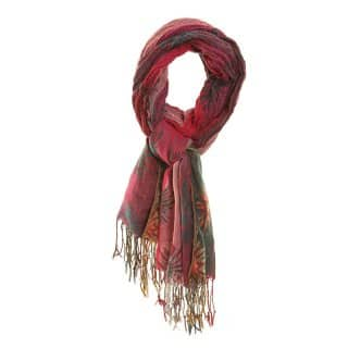 LS108 - LADIES TAYLOR STARBURST SCARF