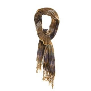 LS110 - LADIES CHLOE RUCHED SCARF