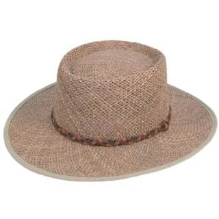 Wholesale best mens seagrass straw hat