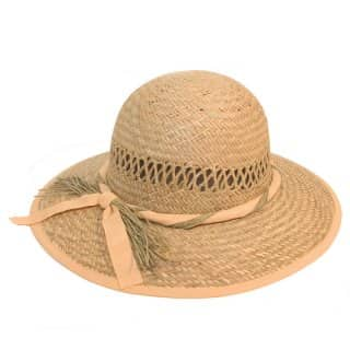 WOMEN'S STRAW HAT