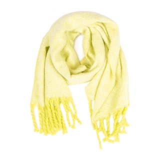 SCARF112-PK OF 6- LADIES OVERSIZE SCARF WITH LARGE CHECK