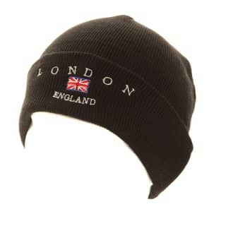 Wholesale London and England ski hat