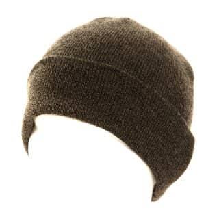 GREY SKI HAT