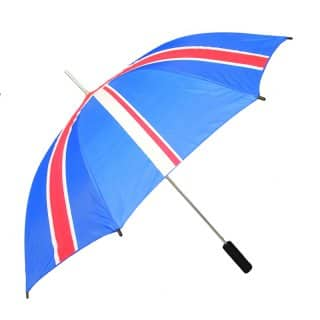 Wholesale adults union jack umbrella
