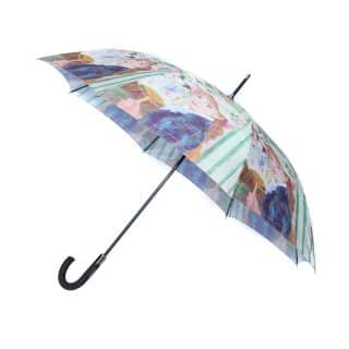 U81 - PK OF 3 LADIES PORTRAIT UMBRELLAS