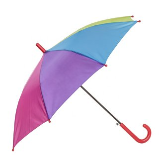 Wholesale kids multi stripe umbrellas
