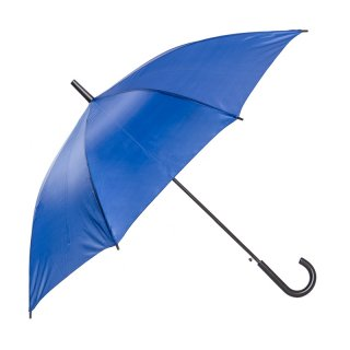 Wholesale adults unisex plain blue large umbrella