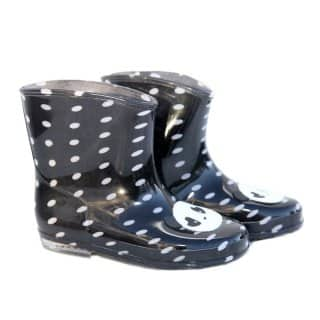 WI32 - INFANTS PANDA PVC WELLIES