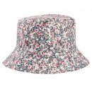Wholesale ditsy floral reversible bush hat